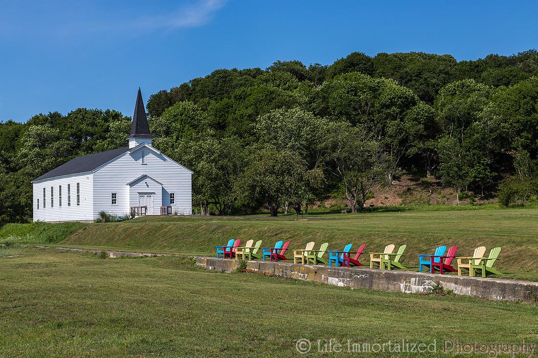 Peddocks Island Chapel