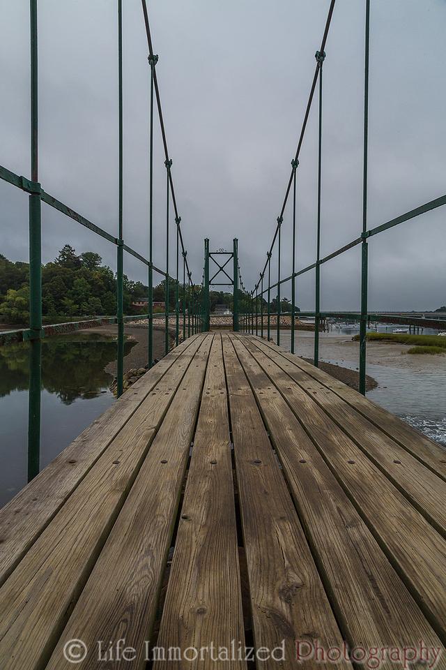 Wiggley Bridge