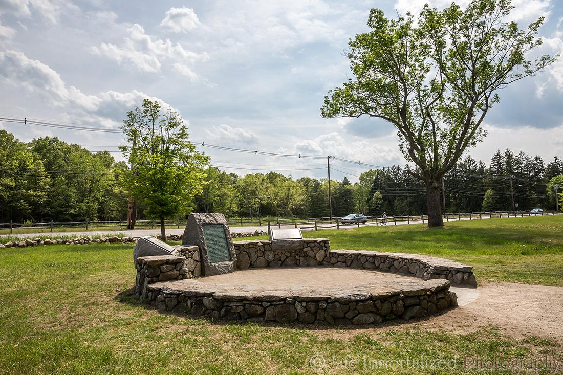 Paul Revere Capture Site