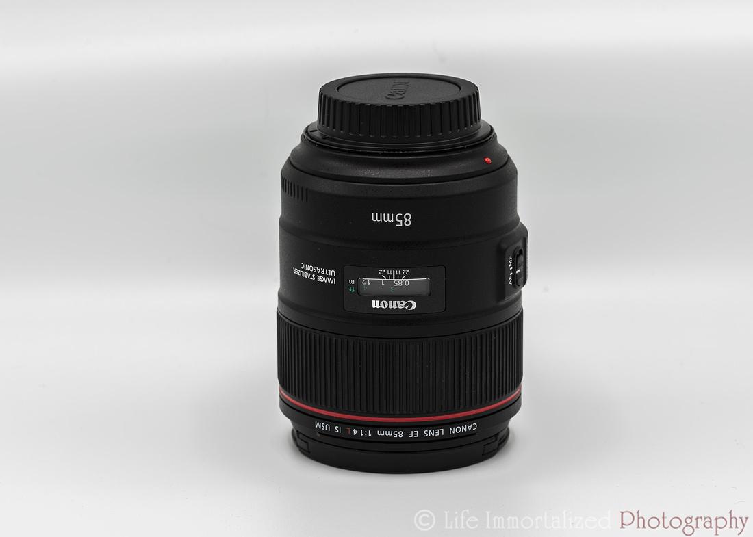 Canon 85mm f/1.4L Lens