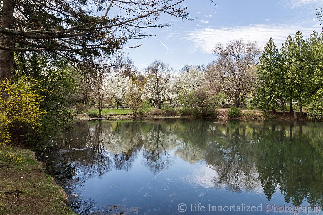 Sargent Pond Greenlawn Cemetery