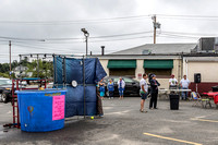 Dunk Tank Fundraiser for MS 2015
