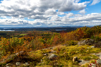 Fall Foliage Scenic Overlook