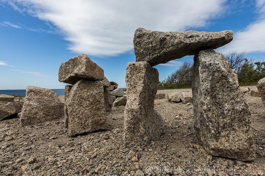 Stone Henge of Halibut Point