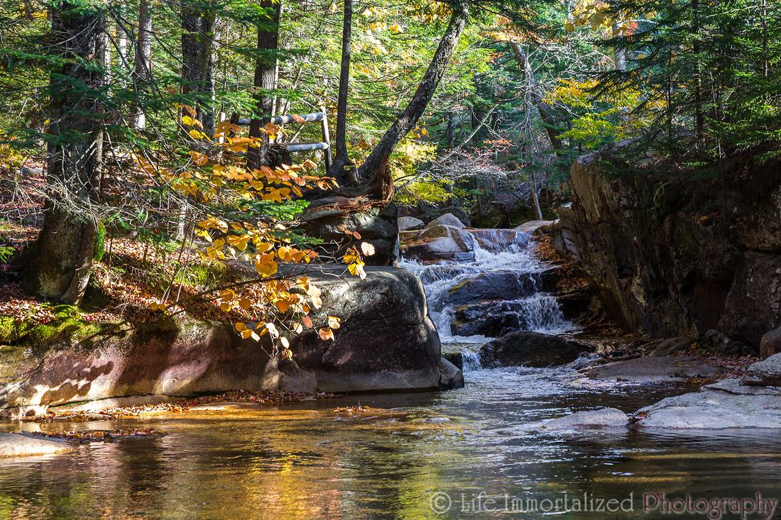 Little Basin Falls
