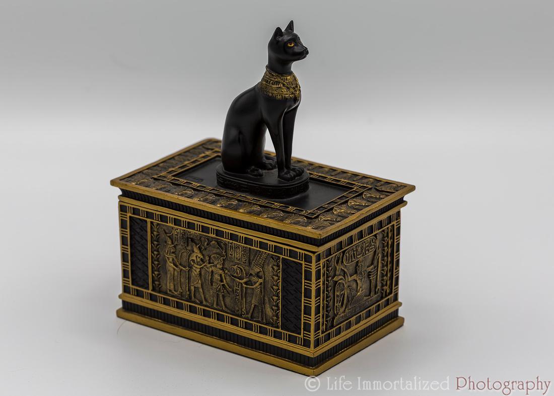Bast Treasure Box