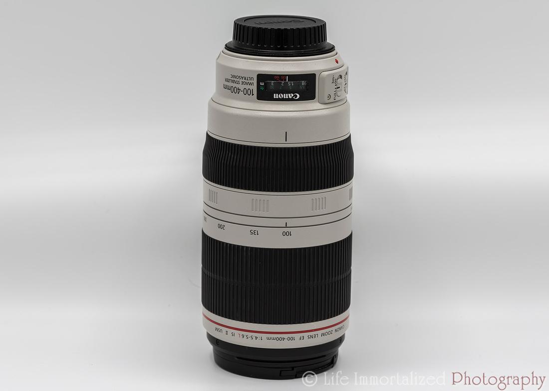 Canon 100-400mm f/4.5-5.6L II Lens